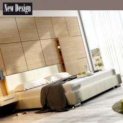 Classic Łóżko NEW DESIGN tapicerowane Rozmiar 120x200 Tkanina Grupa II Pojemnik Bez pojemnika