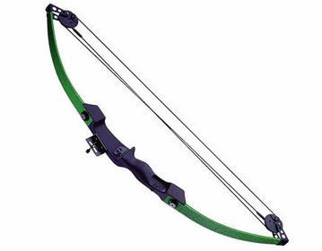Archery Wysokiej Jakości Sportowy Łuk Bloczkowy Nowa + 2 Strzały