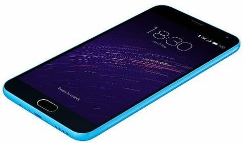 Meizu M2 Note Niebieski