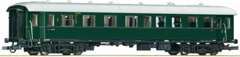 Roco Wagon osobowy 64567 ekspresowy 3. klasa z DB skala H0