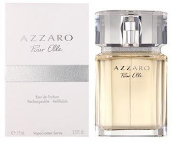 Azzaro Pour Elle 75ml napełnialny woda perfumowana