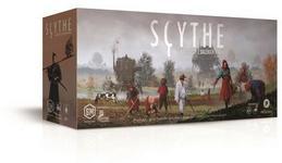 Phalanx Games Scythe. Najeźdźcy z dalekich krain