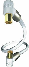 Kabel antenowy koncentrycznyInakustik 004263015 [1x Złącze męskie antenowe 75