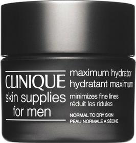 Clinique Maximum Hydrator - krem silnie nawilżający i wygładzający dla cer normalnych i suchych 50ml