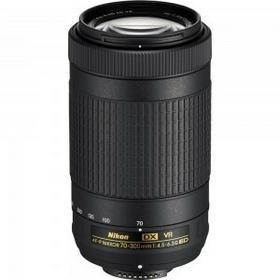 Nikon AF-P 70-300mm f/4.5-6.3 G DX VR ED