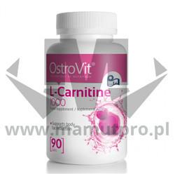 Ostrovit L-Carnitine 1000 90 tab
