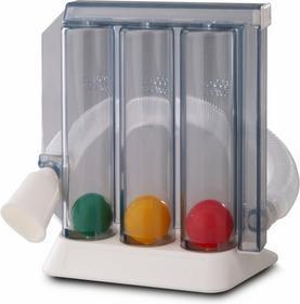 Spirometr do ćwiczeń wdechowych CA-MI Pulmo-Gain