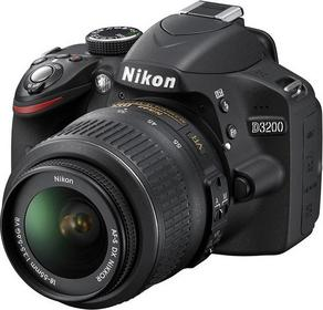 Nikon D3200 + 18-55 VR + 55-200 VR kit