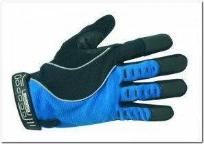 Shimano Rękawiczki rowerowe X-country XXL, niebiesko/czarne SHI-RE13