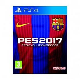 Pro Evolution Soccer 2017 Barcelona Edition PS4