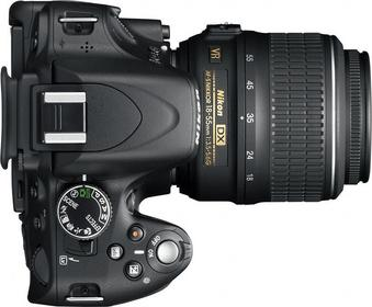 Nikon D5100 + 18-55 VR kit