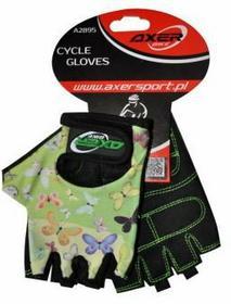 Axer SPORT Rękawiczki rowerowe ROWEROWE DZIECIĘCE A0782