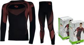 Brubeck Bielizna termoaktywna męska komplet Dry BodyGuard LE10810 LS11420
