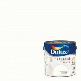 Dulux Kolory Świata Lateksowa Emulsja do ścian i sufitów Białe Żagle 5L