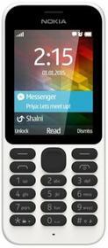 Nokia 215 Dual SIM Biały