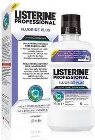 Pfizer Listerine Professional Fluoride Plus 250 ml