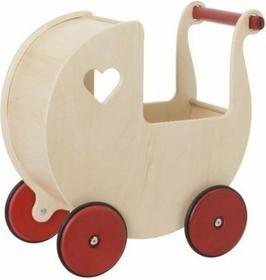 Moover 110-DPN Wózek dla lalek Naturalny