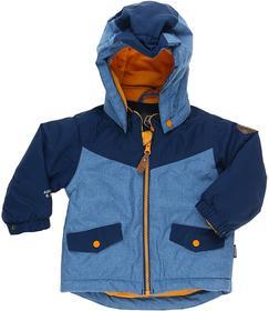 Color Kids Zimowa Kurtka 275832_140 Niebieski ciemny