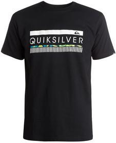Quiksilver T-shirt męska Classic In The Zone czarny XL