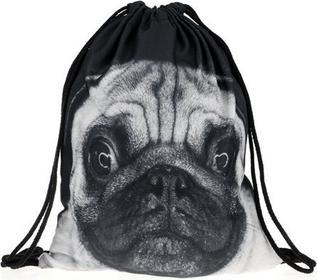 Worek plecak PUG DOG