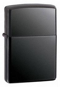 Zippo 150 Black Ice