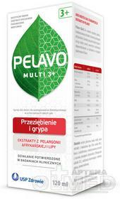 US Pharmacia Pelavo Multi 3+ Przeziębienie i Grypa 120 ml