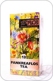 Herbaflos Nr 13 Pankreaflos Tea FIX - 20 szt.