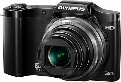 Olympus SZ-11 czarny