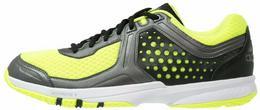 Adidas Performance COUNTERBLAST 5 Buty do piłki ręcznej core black/solar yello