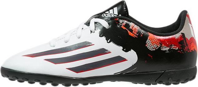 Adidas Performance MESSI 10.3 TF Korki Turfy white/granit/scarlet M29303