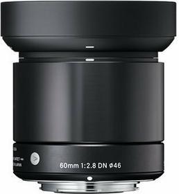 Sigma 60mm f/2.8 EX DN Micro 4/3