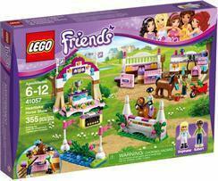 LEGO Friends Zawody Jeździeckie 41057