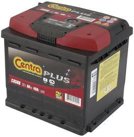 Centra Plus 12 V 50Ah 450A P+ CB500