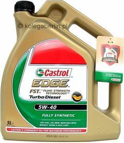 Castrol Edge 5W-40 5L