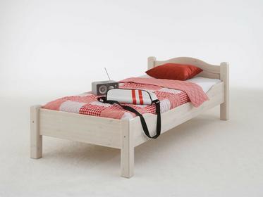 Pine Furniture Niemcy Łóżko Sosnowe Modern 2 120x200