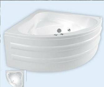 PoolSpa Klio 140x140 (różne wersje wyposażenia) Akrylowa