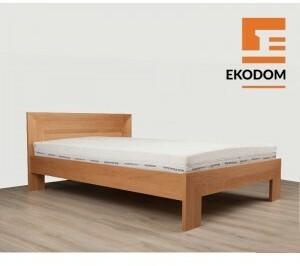 Ekodom Łóżko Drewniane LUND 120x200