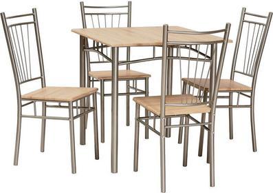 Signal Stół + 4 Krzesła Fit -fit