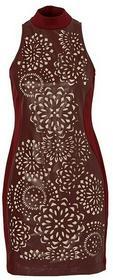 Bonprix Sukienka czerwony 946269