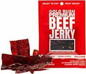 Gold Rush Premium Jerky Żywność suszona Beef Jerky wołowina - Hot