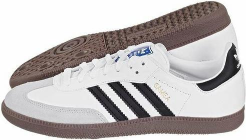 adidas Samba G17102 biało-czarny