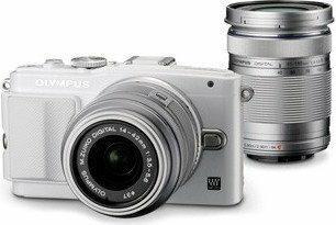 Olympus E-PL6 + 14-42 + 40-150 kit