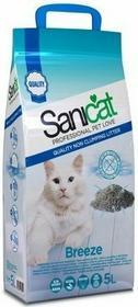 Sanicat Breeze- zapach mandarynki i wanilii 5 l - żwirek / Piasek SN-3254