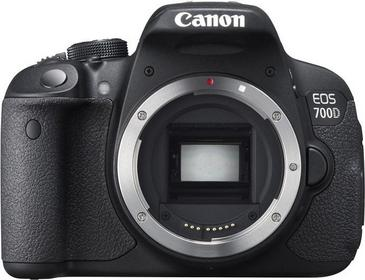 Canon EOS 700D + 18-55 IS STM + 55-250 IS II