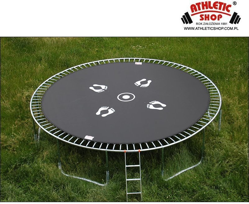 Big foot Mata skoczna do trampoliny 430 cm 14 FT