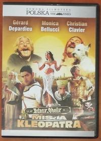 Inny Film DVD Asterix i Obelix Misja Kleopatra używany