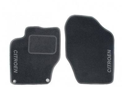 MotoHobby Dywaniki samochodowe CITROEN DS4 (2011-) -Citroen DS4 (2011-) - Komple