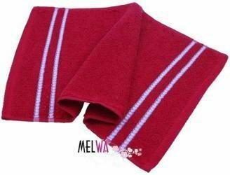 Melwa NA Ręcznik bawełniany 30x50 cm (rm bord)
