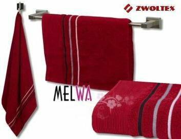 Zwoltex Ręcznik kąpielowy jednobarwny GRAFIT bawełniany 70x140 cm (grafit d brd)