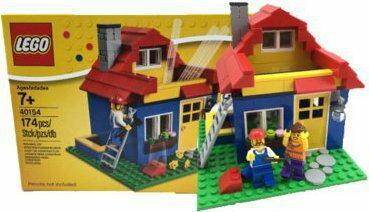 LEGO Iconic Pencil Pot 40154